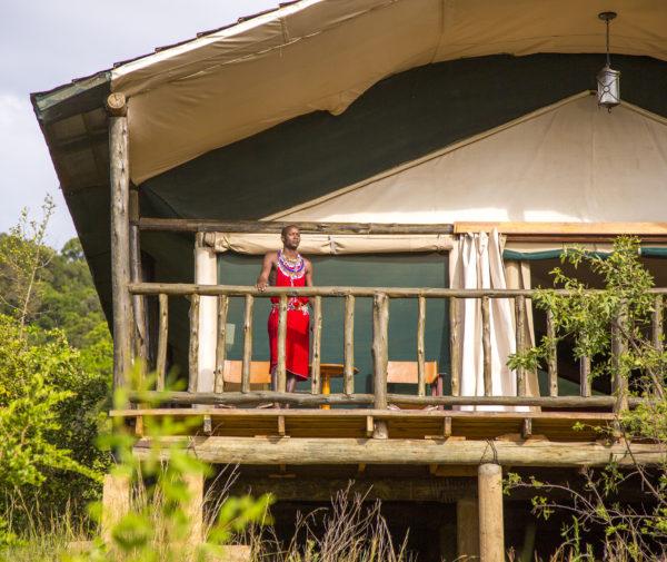 Photos taken for Mara Engai Wilderness Lodge in the Masai Mara Kenya for promotion.
